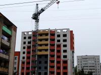 Строительство дома 17 корпус 2 по улице Хевешской