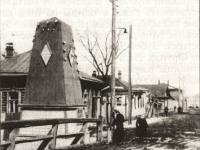 Трансформаторная будка на улице Нижегородская