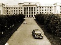 Дом Советов ЧАССР - 1954 г.