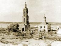 Кресто-Воздвиженская церковь, 1979 г.