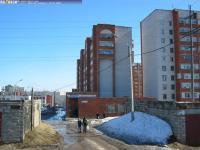 Район улицы Фруктовая