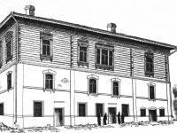 Дом игуменьи Спасо-Преображенского женского монастыря