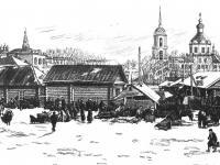 Старый базар, 1909 г.