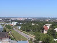Переулок Бабушкина, дорога на Ярмарку