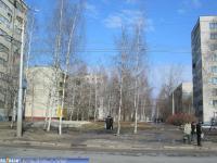 "Остановка ""Лесопарк"", ул. М.Павлова"
