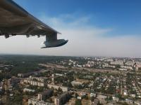Тушение пожаров в Заволжье (август 2010)