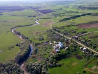 Река Выла у села Малое Чурашево