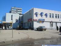Торговый центр по ул. Эльгера