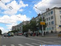 ул. Гагарина у Центрального рынка