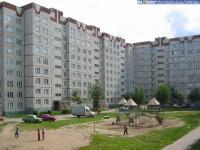 Двор дома 62/1 по ул. Гражданская