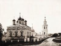 Николаевский (второй) собор (Церковь Иоанна Предтечи) с колокольней (1690 г.)