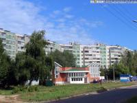Дом 11 по улице Кадыкова