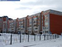 Дом 11-1 на улице Афанасьева
