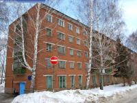 Дом 6-1 на улице Афанасьева