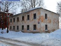 Дом 23 на улице Ушакова
