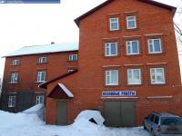 Дом 21 на улице Ушакова
