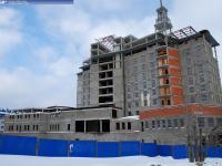 """Строительство гостиничного комплекса """"Одис отель"""""""