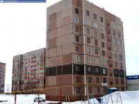 Дом 39 на улице Воинов-Интернационалистов