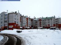 Дом 58 на улице Строителей