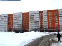 Дом 42 на улице Строителей