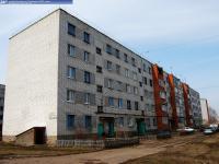Дом 13-1 на улице Юбилейной
