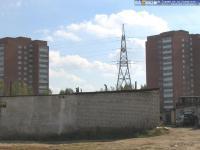 гаражи на ул. Хевешская