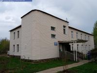 Административный корпус Вурнарской больницы