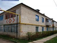 Дом 15 на улице Ашмарова