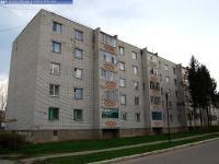 Дом 8 на улице Ашмарова