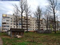 Дом 44 на улице Гагарина