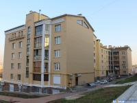 Дом 13 по улице Академика Крылова