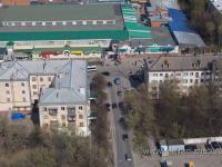 Пересечение улиц Петрова и Гагарина