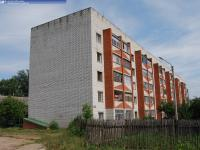 Дом 28 на улице Сапожникова