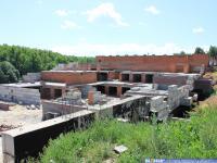Поз. 48Б по пр. Тракторостроителей. Строительство комплекса гаражей 2012-06-18
