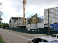 """Строительство комплекса """"Альфа-Центр"""" 2012-07-02"""