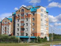 Дом 4 по улице Сверчкова