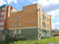 Обратная сторона ул. Сверчкова 6Б