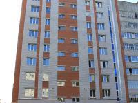 Двор дома 13к1 по улице Пролетарская