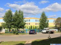 Жилой дом на месте детского сада