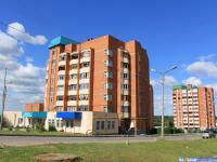 Дом 68 по улице Лебедева