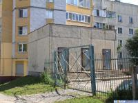 Ворота на территорию детского сада