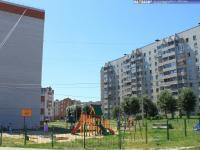 Детская площадка у дома 1 по б. Миттова