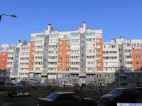 Двор дома 2 по Приволжскому бульвару