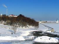 Зимний залив