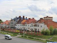 Таунхаусы на Шевченко 10