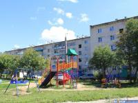 Двор домов по улице Социалистическая