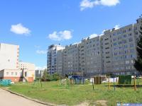 Двор дома 92 по улице Гражданская