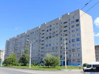 Дом 35 по улице Энтузиастов