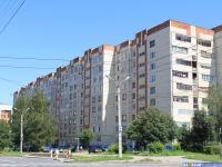 Дом 33 по улице Энтузиастов
