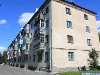 Дом 1 по улице Максимова
